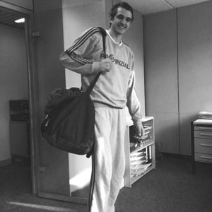 Dominik Plaue und sein erstes Jahr im hohen Norden